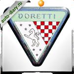 Эмблема Doretti