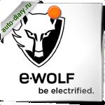 Эмблема E wolf