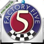 Эмблема Factory five