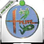 Эмблема Fnm Fabrica Nacional de Mot