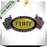 Эмблема Fury