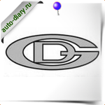 Эмблема Gdt Gene Dickirson Team