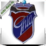 Эмблема Ghia