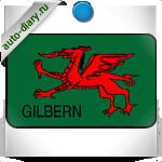 Эмблема Gilbern