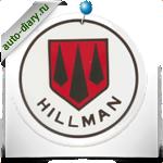 Эмблема Hillman3