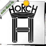 Эмблема Horch