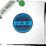 Эмблема Iad