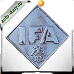 Эмблема Ifa