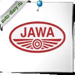Эмблема Jawa