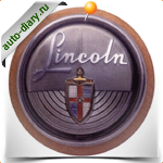 Эмблема Lincoln 1949
