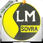 Эмблема Lm sovra