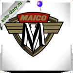 Эмблема Maico