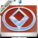 Эмблема Mazda 199 2