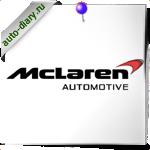 Эмблема Mclaren 2