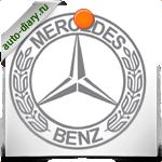 Эмблема Mercedes benz 2