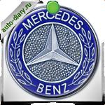 Эмблема Mercedesbenz