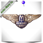 Эмблема Mercury body