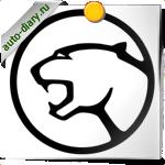 Эмблема Mercury cougar