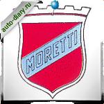 Эмблема Moretti