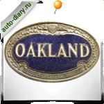 Эмблема Oakland