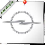 Эмблема Opel 1964-1987