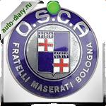 Эмблема Osca