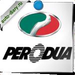 Эмблема Perodua