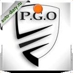 Эмблема Pgo