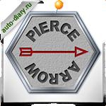 Эмблема Pierce arrow