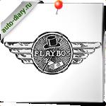 Эмблема Playboy