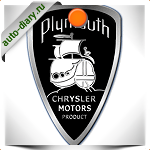 Эмблема Plymouth 2