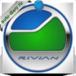 Эмблема Rivian