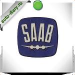 Эмблема Saab 2