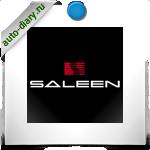 Эмблема Saleen