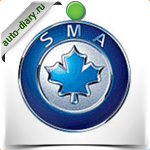 Эмблема Sma Shanghai Maple Automoti