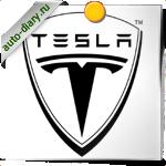 Эмблема Tesla