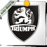 Эмблема Triumph