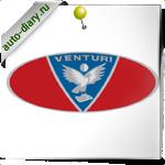 Эмблема Venturi