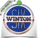 Эмблема Winton six