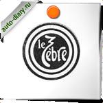 Эмблема Zebre