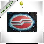 Эмблема Zx auto