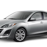 Премьера 2010 Mazda 3 седан