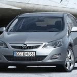 Официальные изображения 2010 Opel Astra