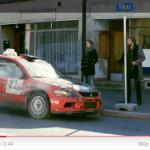 Быстрое такси Mitsubishi Lancer Evolution VIII