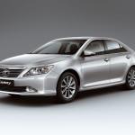Новая Toyota Camry 2012 модельного года для Украинского рынка