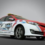 Машиной безопасности для гонок Daytona 500 стала Toyota Camry 2012 модельного года