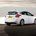Автомобильный рынок Великобритании 2012 года пополнится новым Ford Focus ST «Zetec S»