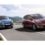 Обновленные Renault Scenic и Grand Scenic 2012 модельного года