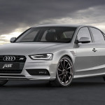 Тюнинг Audi A4/S4 2012 модельного года от ABT Sportline