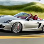 Porsche демонстрирует долгожданный Boxster 2013 модельного года